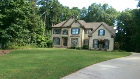 Lawn Mowing Contractor in Douglasville, GA, 30135