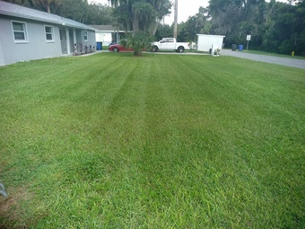 Lawn Mowing Contractor in Brandon, FL, 33510