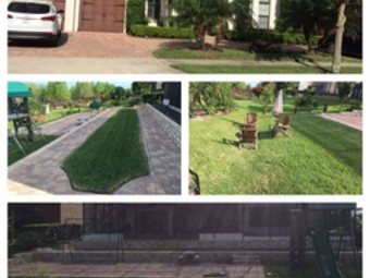 Lawn Mowing Contractor in Orlando , FL, 32818
