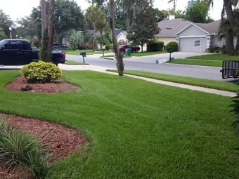 Lawn Mowing Contractor in Winter Springs , FL, 32817
