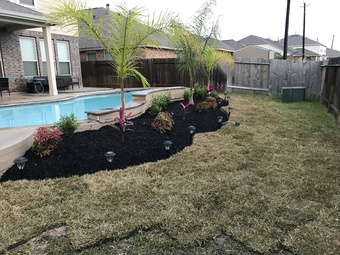 Lawn Mowing Contractor in Houston , TX, 77034