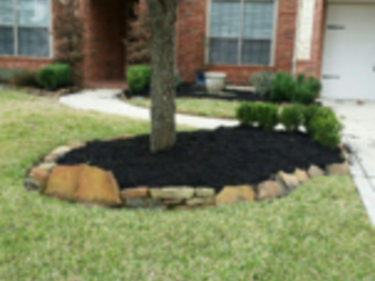 Lawn Mowing Contractor in Houston, TX, 77055