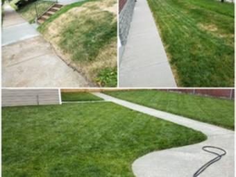 Lawn Mowing Contractor in St Louis, MO, 63126