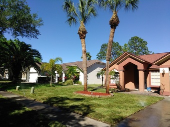 Lawn Mowing Contractor in New Port Richey, FL, 34653