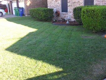 Lawn Mowing Contractor in Irving, TX, 75060