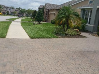 Lawn Mowing Contractor in Land O Lakes, FL, 34638