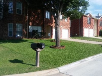 Lawn Mowing Contractor in Fort Worth, TX, 76110