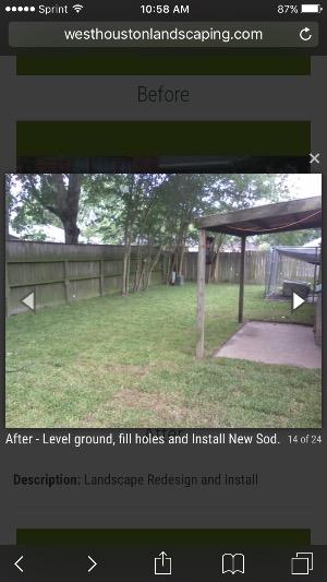Lawn Mowing Contractor in Katy, TX, 77449