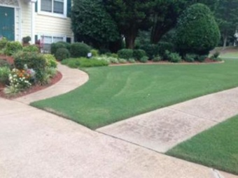 Lawn Mowing Contractor in Brookhaven, GA, 30319