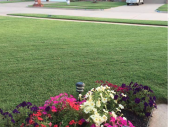 Lawn Mowing Contractor in Mustang, OK, 73064