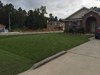 Lawn Mowing Contractor in Willis, TX, 77385