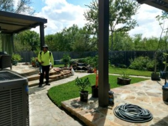 Lawn Mowing Contractor in San Antonio , TX, 78254