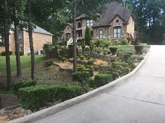 Lawn Mowing Contractor in Atlanta, GA, 30314
