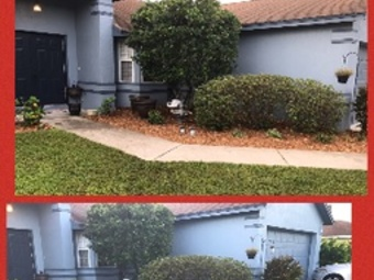 Lawn Mowing Contractor in Lakeland , FL, 33811