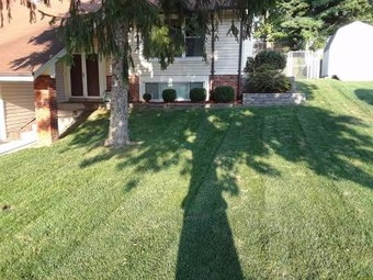 Lawn Mowing Contractor in Jennings, MO, 63136