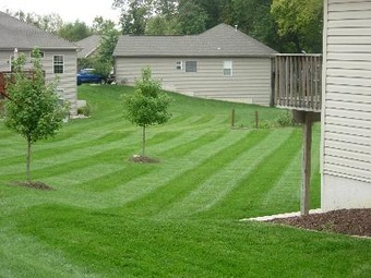 Lawn Mowing Contractor in Saint Peters, MO, 63376