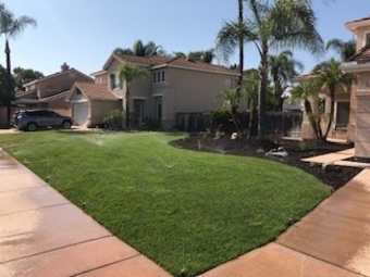 Lawn Mowing Contractor in El Cajon , CA, 92019