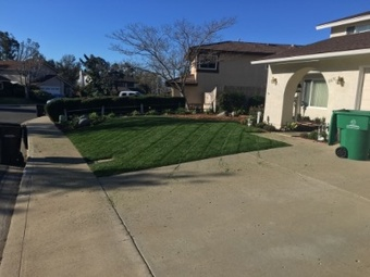 Lawn Mowing Contractor in Lakeside, CA, 92040