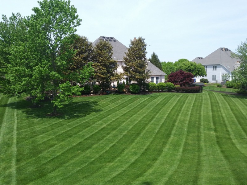 Lawn Mowing Contractor in Marion, IL, 62959
