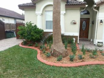 Lawn Mowing Contractor in Miami, FL, 33155