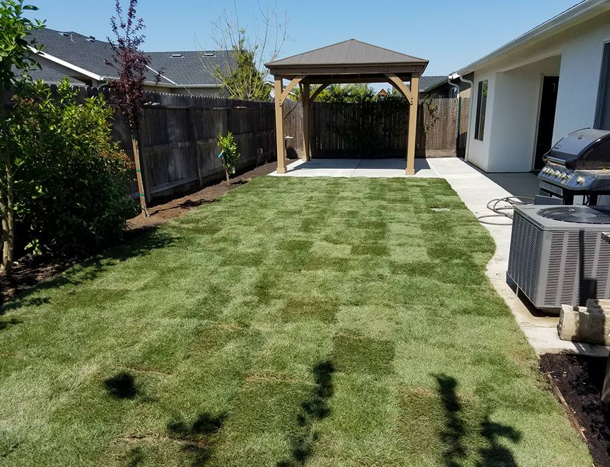 Lawn Mowing Contractor in Clovis, CA, 93612