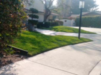 Lawn Mowing Contractor in Bakersfield, CA, 93389