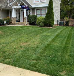 Lawn Mowing Contractor in China Grove, NC, 28023