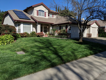 Lawn Mowing Contractor in Rancho Cordova, CA, 95670