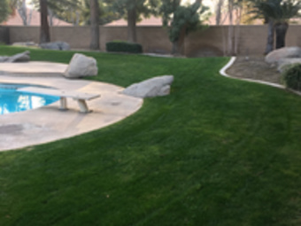 Lawn Mowing Contractor in Bakersfield , CA, 93301