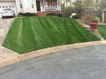 Lawn Mowing Contractor in Charlotte, NC, 28269