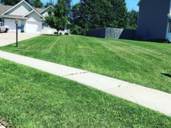 Lawn Mowing Contractor in Portage , IN, 46368