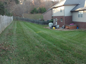 Lawn Mowing Contractor in Nashville, TN, 37209