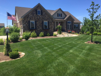 Lawn Mowing Contractor in Lebanon, IN, 46052