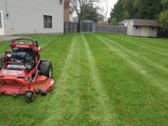 Lawn Mowing Contractor in Indianapolis, IN, 46201