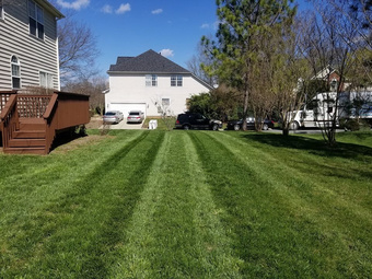 Lawn Mowing Contractor in Concord, NC, 28075
