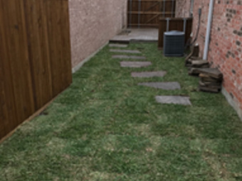 Lawn Mowing Contractor in Little Elm, TX, 75068