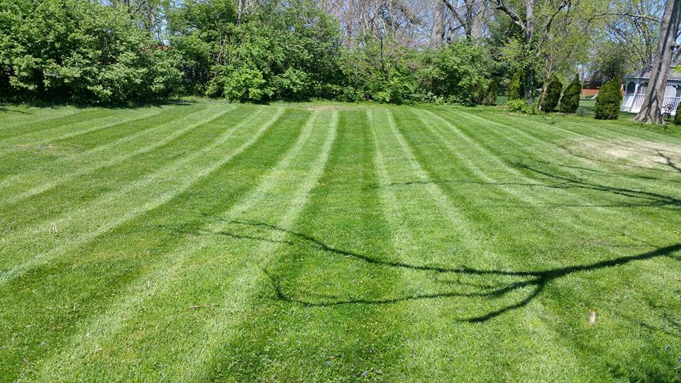 Lawn Mowing Contractor in Fairfield, OH, 45014