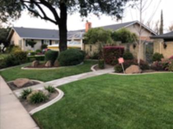 Lawn Mowing Contractor in Modesto, CA, 95350