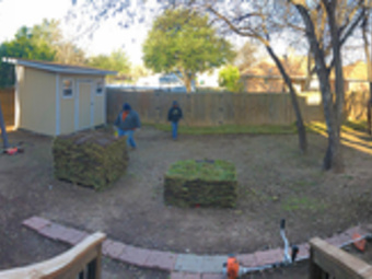 Lawn Mowing Contractor in San Antonio, TX, 78254
