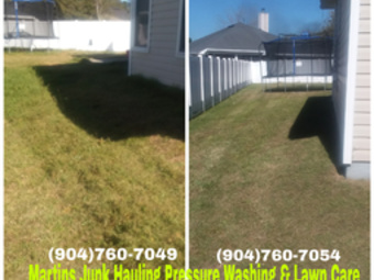 Lawn Mowing Contractor in Glen Saint Mary, FL, 32040