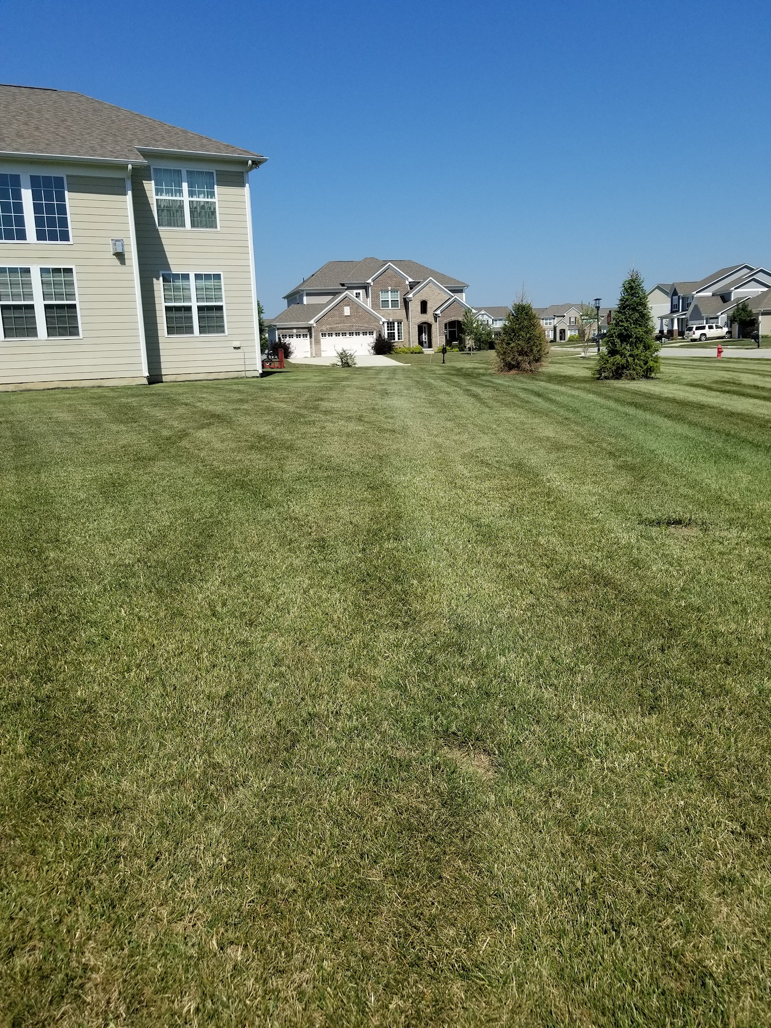 Lawn Mowing Contractor in Windfall, IN, 46076