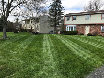 Lawn Mowing Contractor in Hamilton, OH, 45011