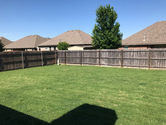 Lawn Mowing Contractor in Edmond, OK, 73012