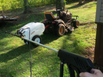 Lawn Mowing Contractor in Neosho, MO, 64850
