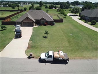 Lawn Mowing Contractor in Tuttle, OK, 73089