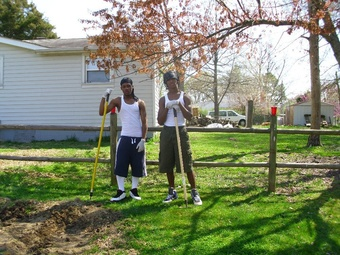 Lawn Mowing Contractor in Greensboro, NC, 27406