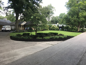 Lawn Mowing Contractor in Columbus, OH, 43235