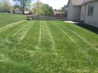 Lawn Mowing Contractor in Grain Valley , MO, 64029