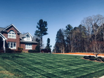 Lawn Mowing Contractor in Burlington, NC, 27217