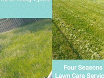 Lawn Mowing Contractor in Indianapolis, IN, 46241